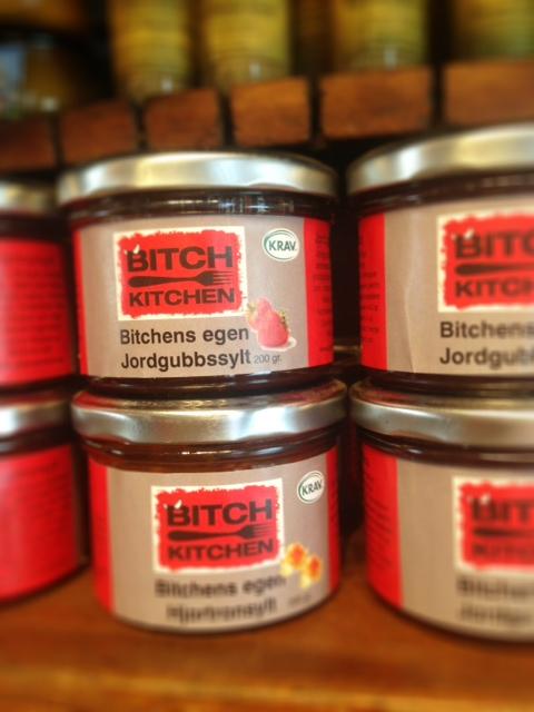 Konstigt varumärke...Bitch Kitchen!