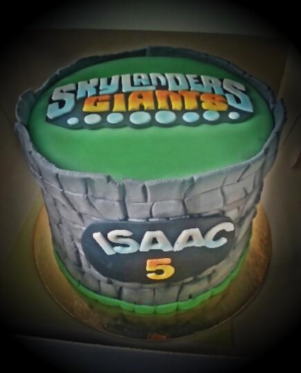 Det blev lite tårta den här månaden med då Isaac min son fylde 5 år!