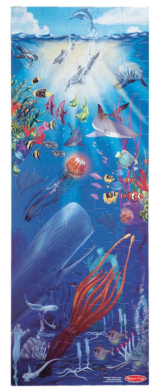 golvpussel - under the sea 2