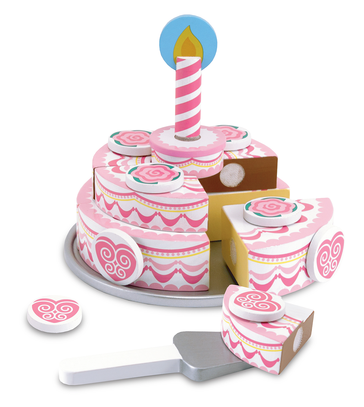Tårta med 3 lager 01
