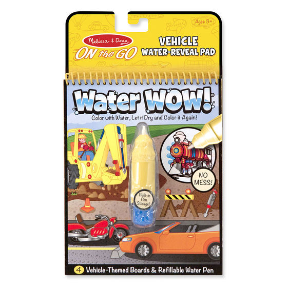 Water WOW vehicles