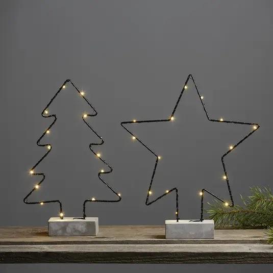 03 gran och stjärna