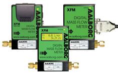 XFM Massflödesmätare