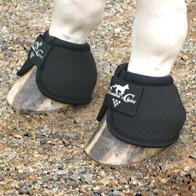 Ballistic overreach boots
