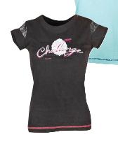 T-shirt Lima - Svart stl :XS