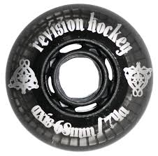 Revision Axis hockey  59/68mm 74A - 59 mm / 74a