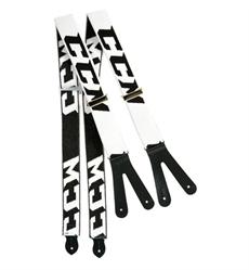 CCM Suspenders loops / Hängslen SR - Vita CCM Suspenders Loops / Hängslen SR
