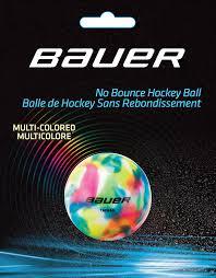 Studsfria Hockeybollar - MÅNGFÄRGAD