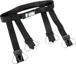 Bauer Garter Belt - Bauer Garter Belt SR 76-102+cm