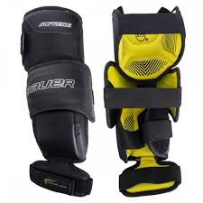 Bauer S18 Supreme knee guard - S 18 Supreme Knee guard SR