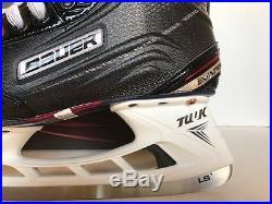 Tuuk LS 1 edge hockey stål - Tuuk LS 1 Edge stål 272 mm (oslipade)
