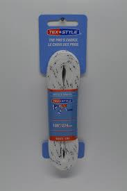 TexStyle Waxade skridskosnören - TexStyle waxade 244 cm skridskosnören