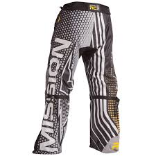 Mission inhaler ac:2 Inline hockey pants (inline byxor) - Medium svart