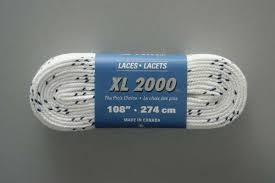 Tex style XL 2000 snören Vit - Tex style XL 2000 snören 244cm