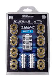 Hi-Lo RH Precision Bearings ABEC 9   2019 - Hi-Lo Precision bearings ABEC 9 (2019)