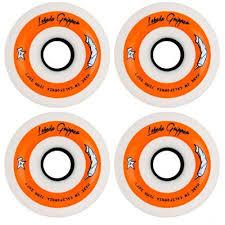 Labeda Gripper Soft White/Orange - Labeda Gripper Soft 76mm White/Orange