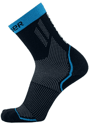 Bauer S21 Performance Low Skatesock - Bauer S21 Performance Low Skatesock Stl. XL