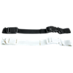 Bauer Replacement Quick Release Chin Strap - Bauer Replacement White Quick Release Chin Strap