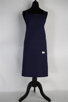 Förkläde -blå-stjernsund