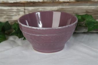 dessertskål-frukostskål-lila skål