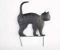 Gårdsskylt Katt - Gårdsskylt Katt