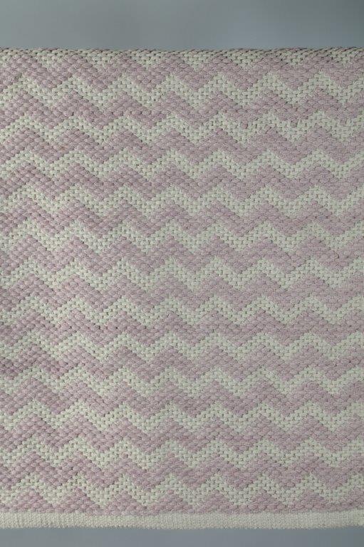 matta-rosa matta-vågig matta