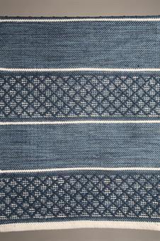 matta-gångmatta-blå matta