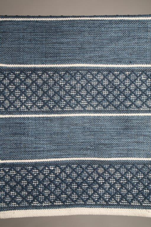 mata-blå matta-gång matta
