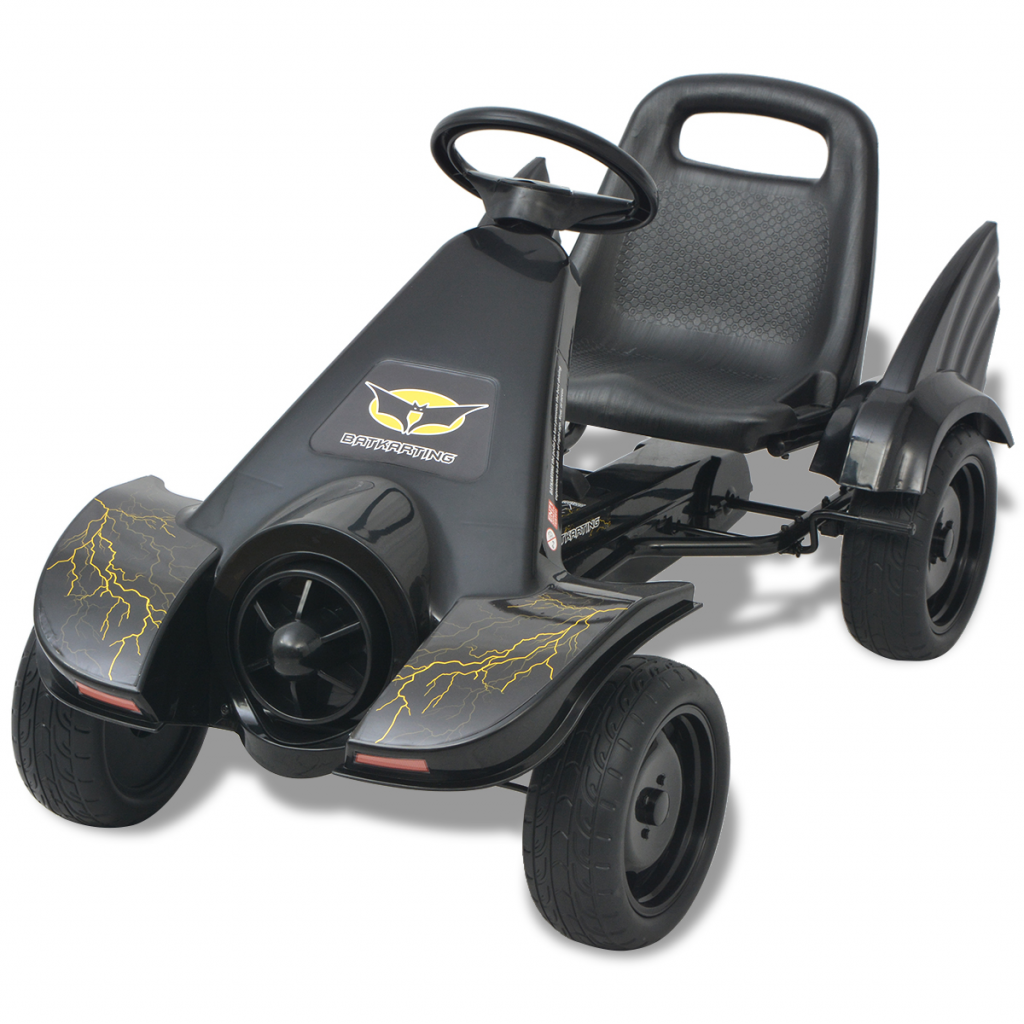 trampbil-svart trampbil