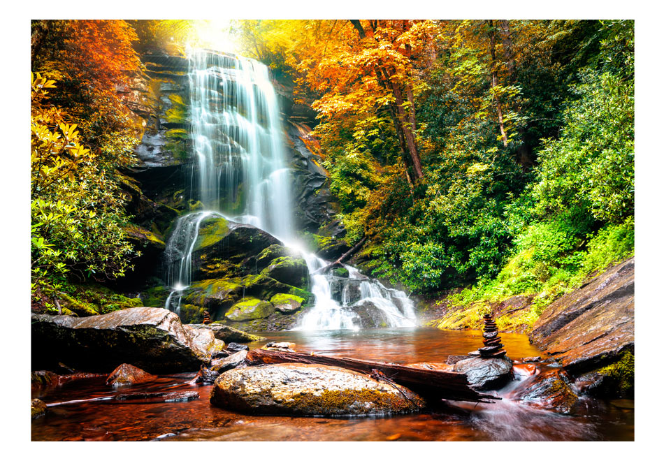 Fototapet - Amazing wonder of nature3