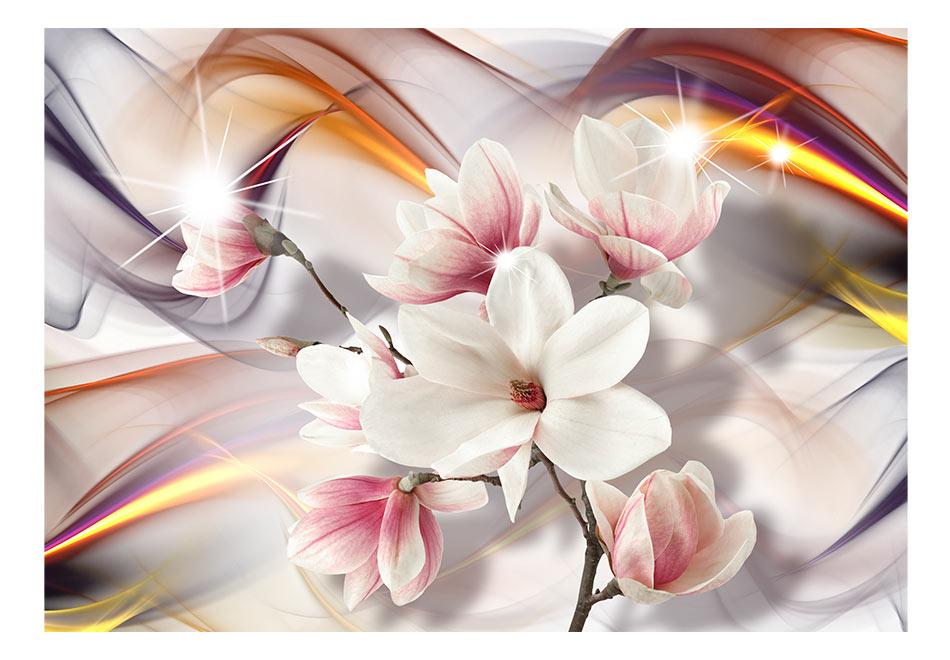 Fototapet - Artistic Magnolias1