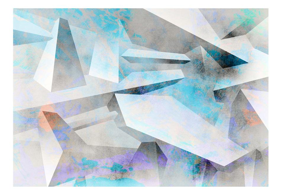 Fototapet - Blue fog1