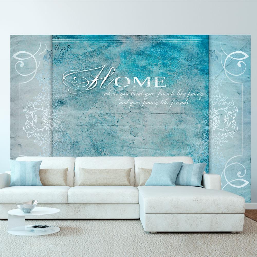 Fototapet - Home, where you ...