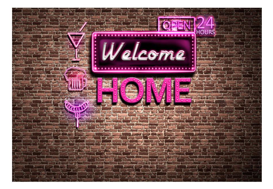 Fototapet - Welcome home1