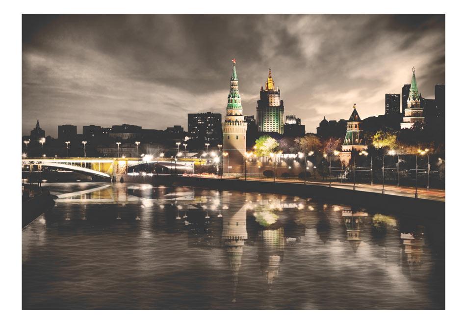 Fototapet - Cloudy night1