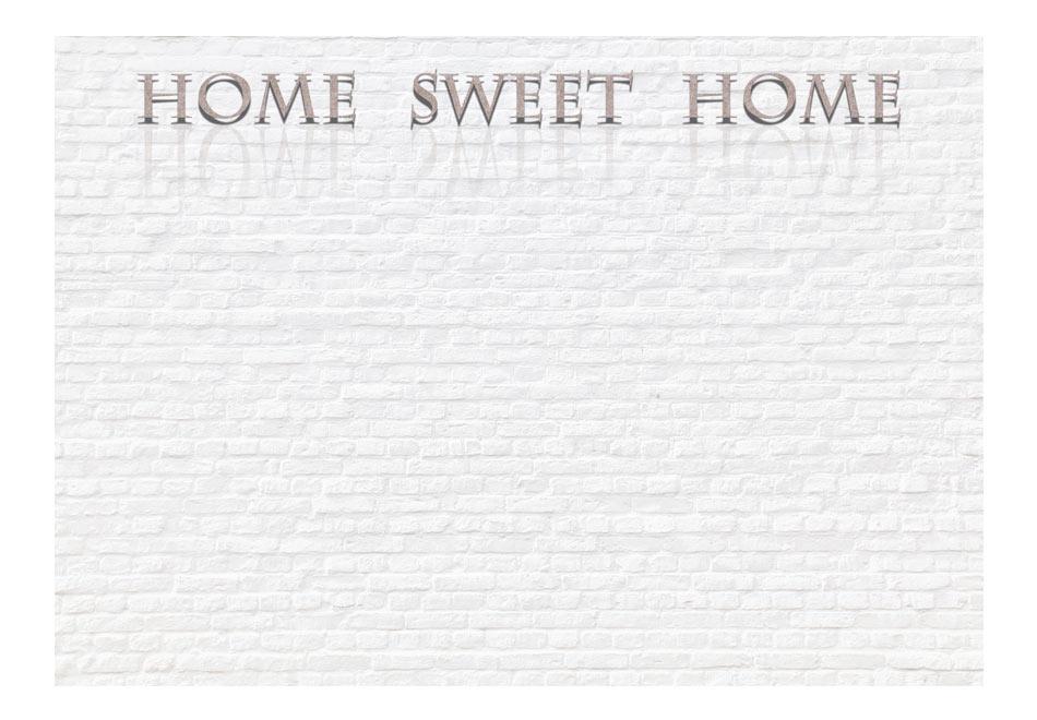 Fototapet - Home, sweet home ...1