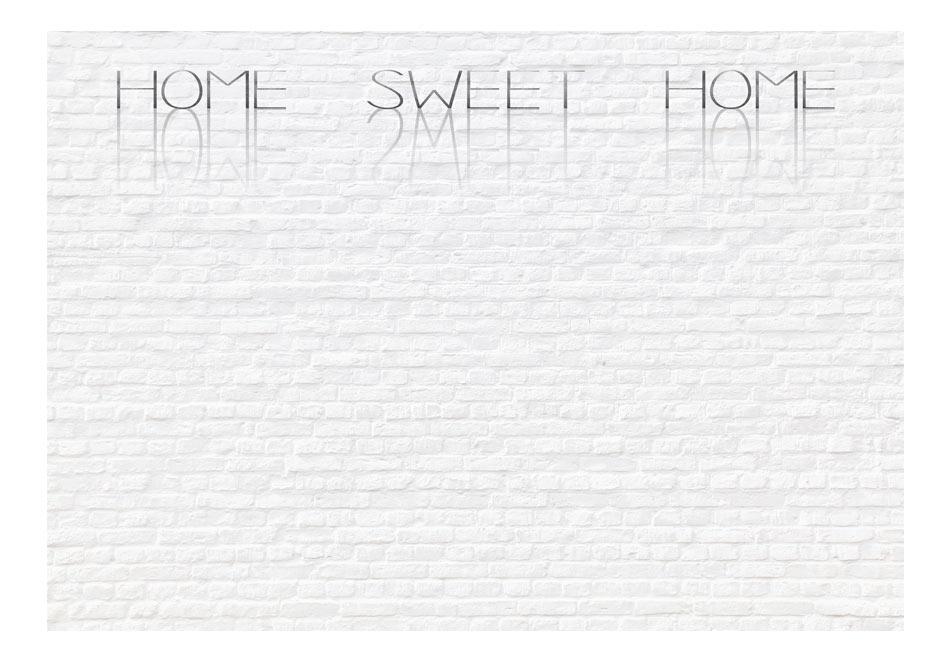 Fototapet - Home, sweet home - wall1