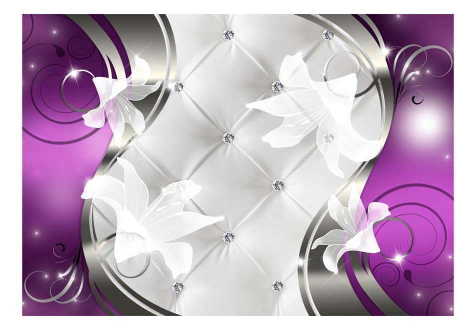 Fototapet - Purple vision1