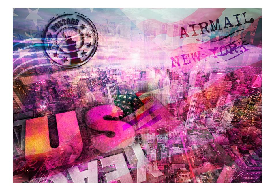 Fototapet - USA - patriotic theme1