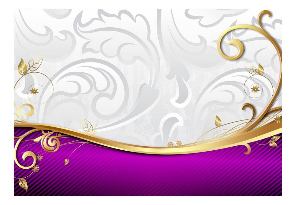 Fototapet - Purple delicacy1