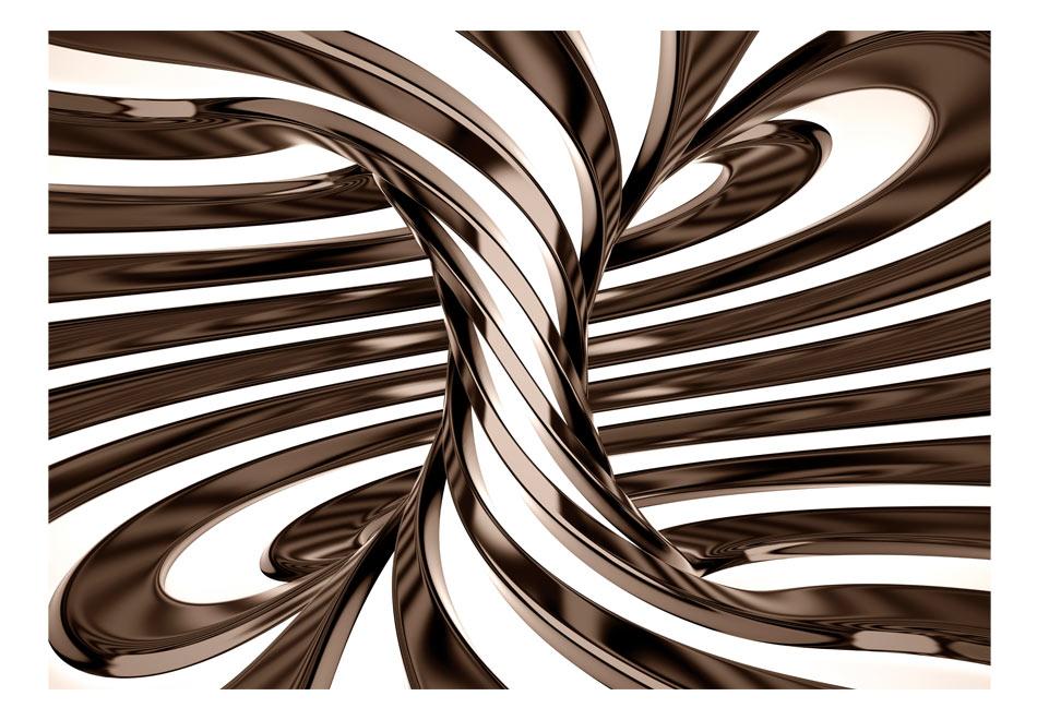 Fototapet - Chocolate lollipop1