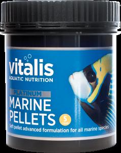 Vitalis Marine pellets Platinum - Marine pellets small 60g xs