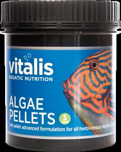 Vitalis Algea pellets - Algea pellets small 60g xs