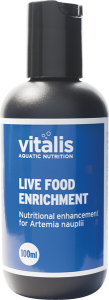 Vitalis Live Food Enrichment - Live Food Enrichment