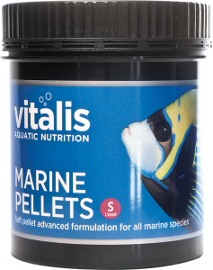 Vitalis Marine Pellets - Vitalis Marine Pellets 60g xs