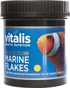 Vitalis Marine Flakes Platinum - Marine Flakes Platinum 30g