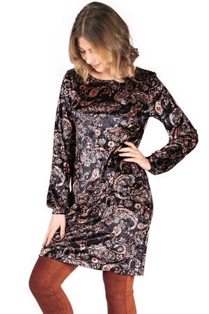 0007450_gillian_dress_blacktangerine_300