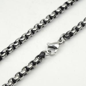 Halsband 56 cm*5 mm Rostfritt Stål HRF3119