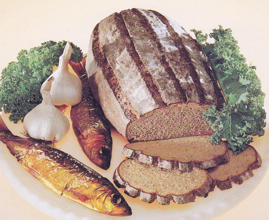 tyskt surdegsbröd recept