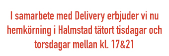 Sidhuvud webben delivery